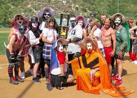 The Los Angeles Sisters of Perpetual Indulgence